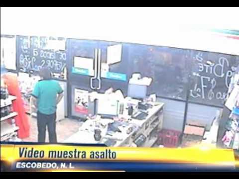 Video muestra asalto donde policía encubierto mata a ladrón