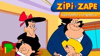 """Mi trabajo en """"Zipi y Zape"""" ya online"""
