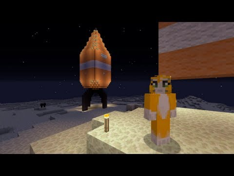 Minecraft Xbox - Trip To The Moon [85]