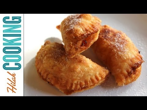 pies - Here's the real-deal: classic Southern fried pies! You can make these with apple or peach filling. Don't blame me if you eat all of them. Pie crust video: ht...