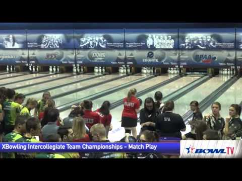 USBC Intercollegiate Team Championship: SHU vs. Webber