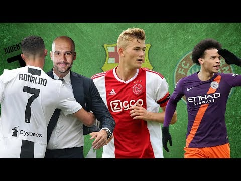 Guardiola to coach Cristiano Ronaldo's Juventus? - SUMMER 2019 TRANSFER RUMORS - Oh My Goal