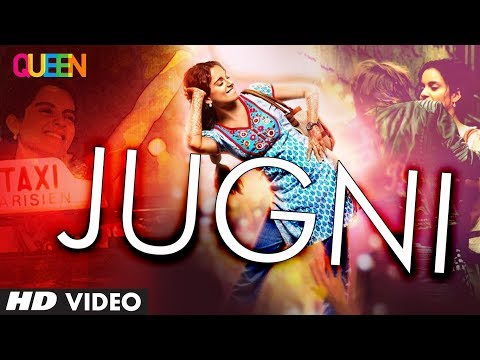lisa - Song: JUGNI (QUEEN) Movie: QUEEN Singer: AMIT TRIVEDI Music: AMIT TRIVEDI Lyrics: ANVITA DUTT Music on T-SERIES Buy from iTunes : https://itunes.apple.com/in...