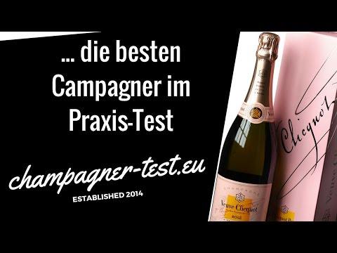 champagner test | die Besten im Test - Veuve Cliquot Rosé