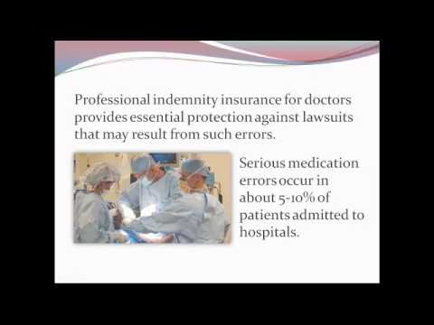 The Need for Professional Indemnity Insurance for Doctors.mp4