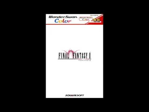 Final Fantasy II (Wonderswan Color)- Battle Scene A (NES Multichip)