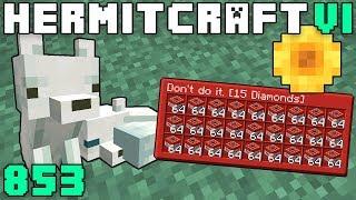 Hermitcraft VI 853 Sahara Now Deals & Snowy Pets!