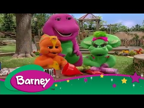 Barney 👷 What Do You Want to Be When You Grow Up? 👩‍⚕️