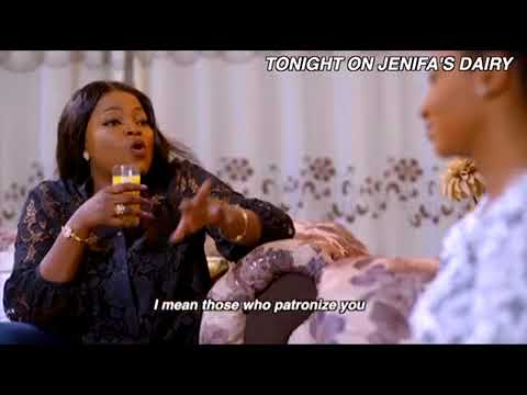 Jenifa's diary Season 12 EP1- Showing tonight on NTA (ch 251 on DSTV), 8 05pm