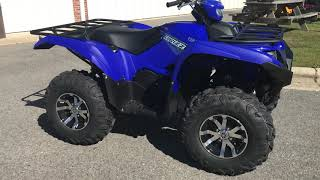 10. 2018 yamaha grizzly eps