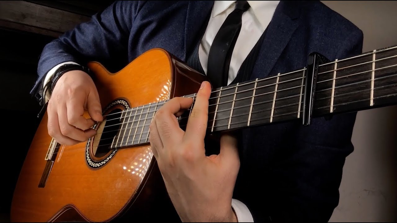 The Godfather Theme – Fingerstyle Guitar by AcousticTrench