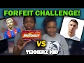 foto Ultimate Football Forfeit Challenge VS BROTHER!! | Can You Complete This?? Borwap