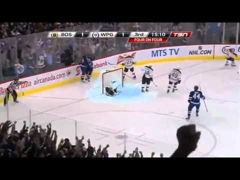 Winnipeg Jets 2011-12 Season Highlights
