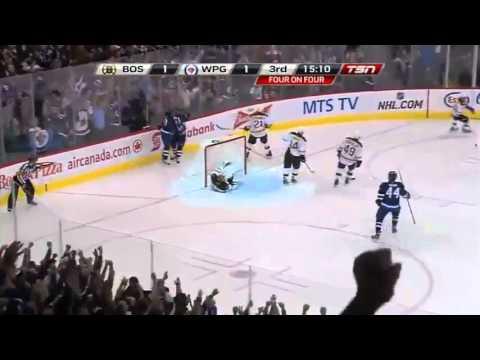 Winnipeg Jets 2011-12 Season Highlights