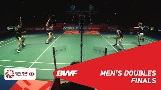 Video F | MD | GIDEON/SUKAMULJO (INA) [1] vs LI/LIU (CHN) [2] | BWF 2018 MP3, 3GP, MP4, WEBM, AVI, FLV September 2018