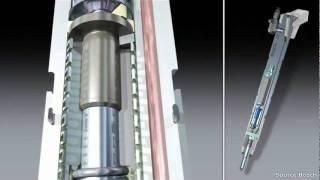 Injector piezoelectric Bosch