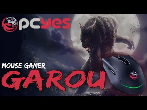 MOUSE PCYES GAROU!!! ‹ ChipArt ›