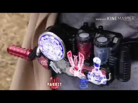 All henshin kamen rider build