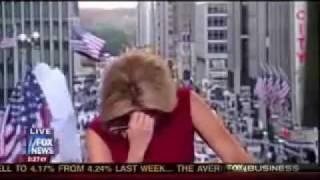 Megyn Kelly Farts Live On Fox News Channel TV