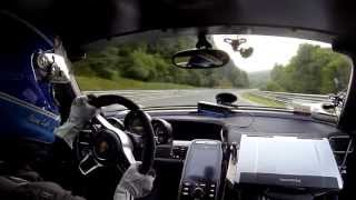 Porsche 918 Spyder Record Lap Onboard