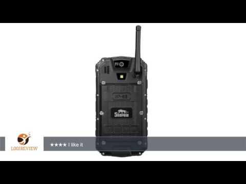 Allnice® Snopow M8 4.5 Inch Rugged 3G Android 4.2 Smartphone Dustproof Shockproof Waterproof IP68
