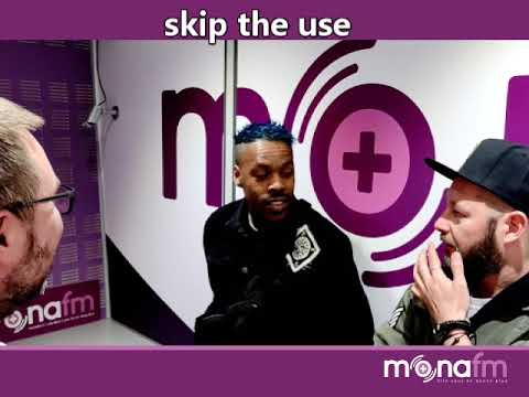 Skip The Use sur Mona FM