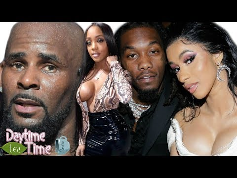 R.Kelly accuser Faith Rodgers DRAGS Offset's ex SIDE CHICK & admits that they LIVED TOGETHER + MORE!