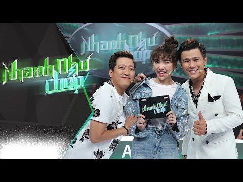 Trường Giang-Hari Won Mở Màn Hoành Tráng Chung Kết Nhanh Như Chớp | Nhanh Như Chớp | Tập 25 Full HD - Thời lượng: 11:12.