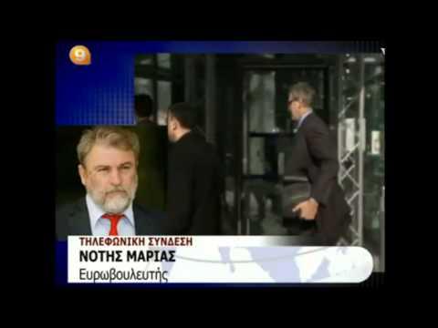 Νότης Μαριάς στο CHANNEL 9: ΟΧΙ στο νέο μνημόνιο της συγκυβέρνησης ΣΥΡΙΖΑ-ΑΝΕΛ.