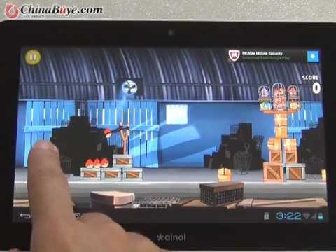 Ainol Novo 7 Aurora II Cortex A9  7 Inch IPS Screen Tablet