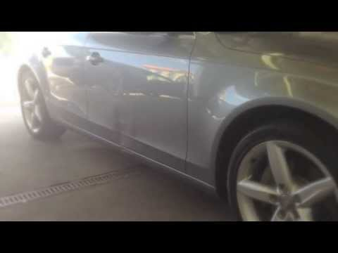 video:2011 Audi A6 - Collision Repair - Paintless Dent Repair - Englewood, CO