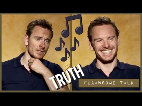 Michael Fassbender - Fasbender talks about 12 Years a Slave - and shows off some hidden talents.