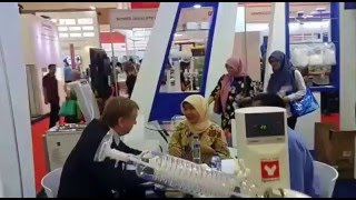 CMSI Booth Stand on Lab Indonesia 2016
