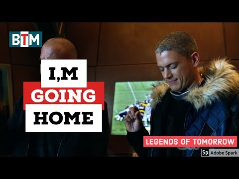 Leo Snart Leaves Legends Of Tomorrow Season 3 Episode 10 | Best Tv Moments