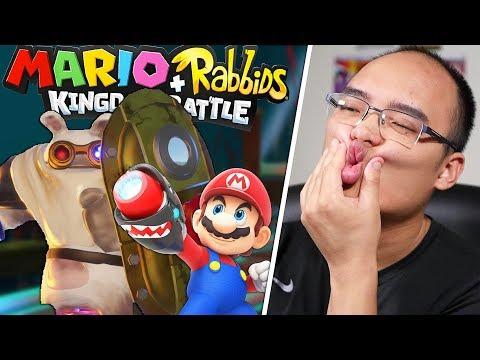 ILS NE ME LÂCHENT PLUS !   Mario + Lapins Crétins Kingdom Battle #31