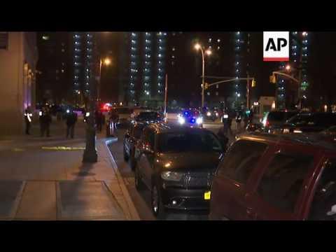 Drug lord El Chapo arrives in New York