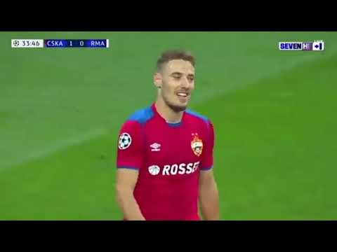 Real Madrid vs CZKA Moscow 0-1 All Goals &highlits with arabic commentry