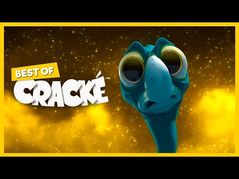 CRACKE - BUZZ ED | Cartoons for kids | by Squeeze