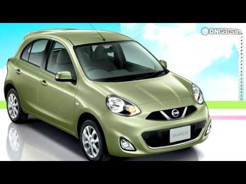 Nissan Micra facelift revealed in Thailand