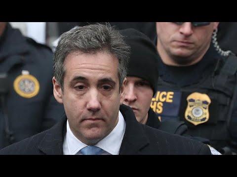 Καταδικάστηκε ο πρώην δικηγόρος του Ντόναλντ Τραμπ