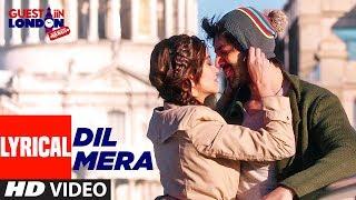 Nonton Dil Mera Lyrical Video Song   Guest Iin London   Kartik Aaryan  Kriti Kharbanda   Raghav Sachar Film Subtitle Indonesia Streaming Movie Download