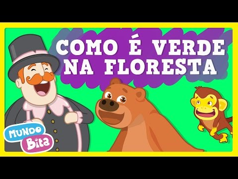 Video of Bita e os Animais - Floresta