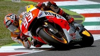 Video Marc Marquez sigue asombrando - MotoGP en Mugello MP3, 3GP, MP4, WEBM, AVI, FLV November 2017