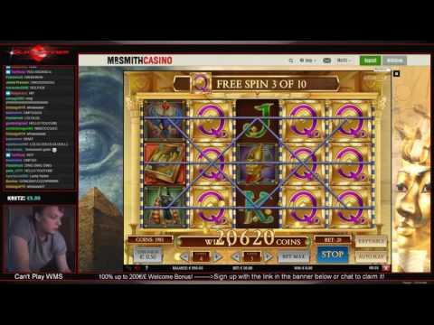 10460 EURO WIN IN ONLINE CASINO LIVE ON STREAM !!