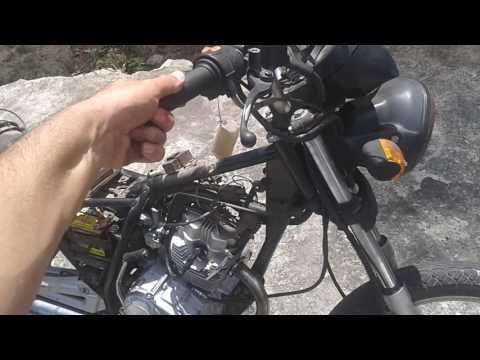 Funcionamento Motor Sundown Max Motos Baixadas de Leilão