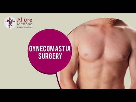 Gynecomastia   Male Breast Reduction Surgery @ Alluremedspa (Mumbai, India)