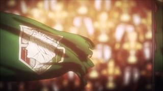 Attack on Titan AMV Louder Than Words 1080p
