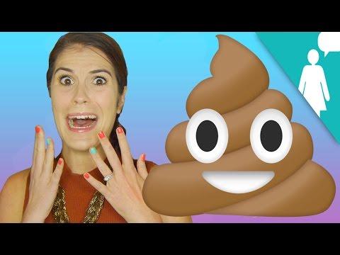 Are Women Too Stressed to Poop? (видео)