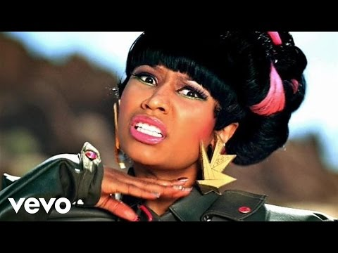 Nicki Minaj Feat. Sean Garrett - Massive Attack