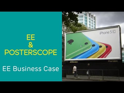 Using - EE has been helping Posterscope – a world-leading out-of-home advertising and communications agency – create more targeted, successful media campaigns for their clients using mobile data...